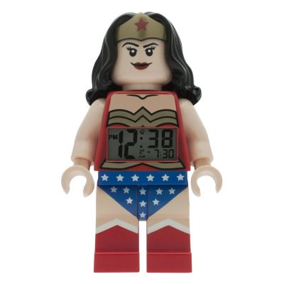 LEGO® DC COMICS™ Super Heroes Alarm Clock - Wonder Woman™