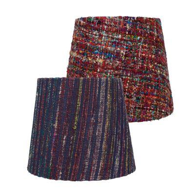 Jayden Silk Woven Lamp Shade