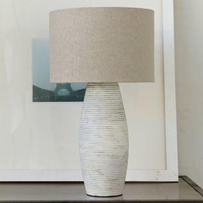 Camden Oval Lamp Base