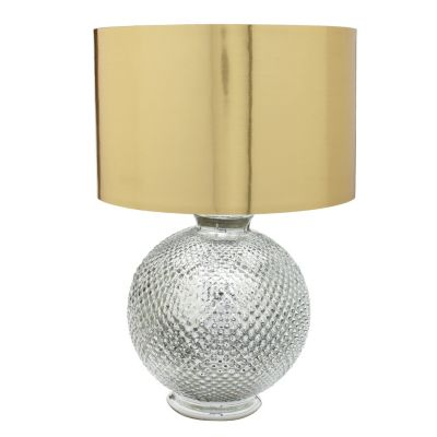 Park Avenue Dimpled Table Lamp Base