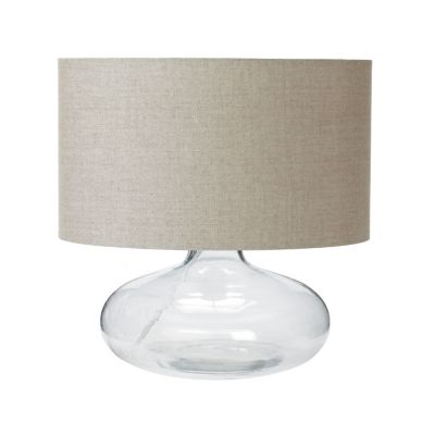 Turner Glass Table Lamp