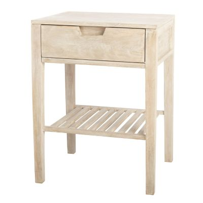 Ottawa Accent Table - White