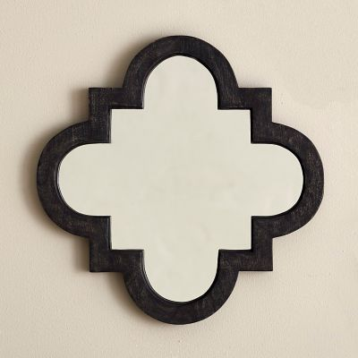 Mini Mirror Collection - Quatrefoil