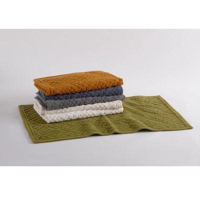 Air-Weight Organic Cotton Bath Rug by Coyuchi