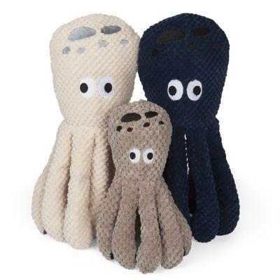 Floppy Octopus Dog Toy