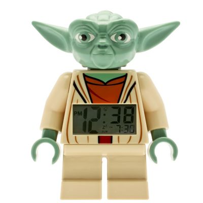LEGO® STAR WARS™ Alarm Clock - Yoda™