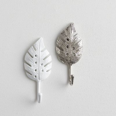 Nautical Wall Hook – Leaf