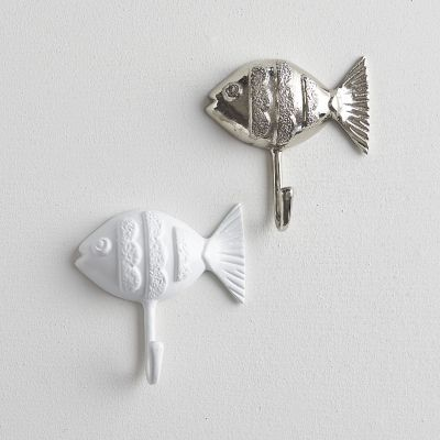 Nautical Wall Hook – Fish