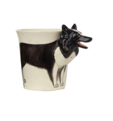 Border Collie Dog Mug
