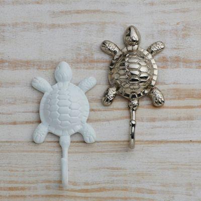 Turtle Towel Hooks