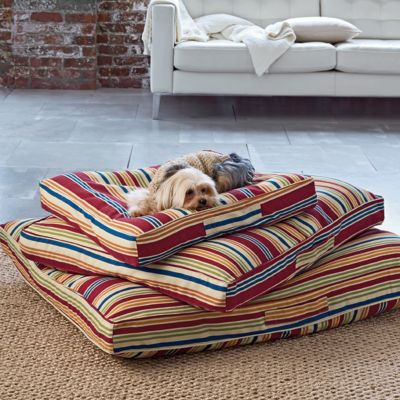 Large PrimaLoft® Dog Bed With Cover