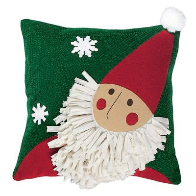 Santa Holiday Pillow Cover