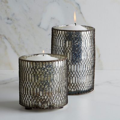 Wire Hurricanes Votive