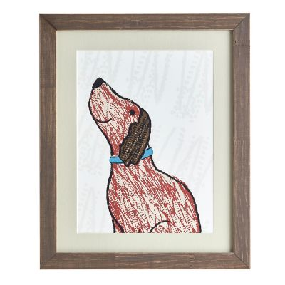 Buddy Dog Wall Art