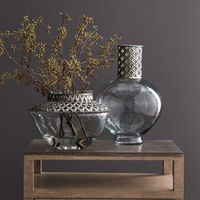 Filigree Vases