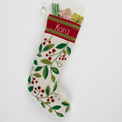 Holiday Stockings – Berry Vine