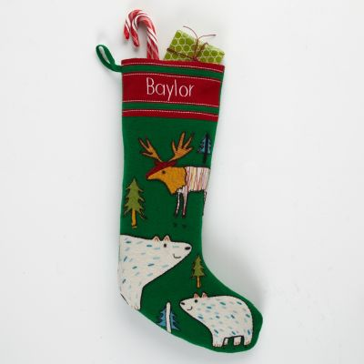 Holiday Stockings – Enchanted Forest