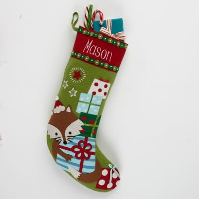 Holiday Stockings – Foxy