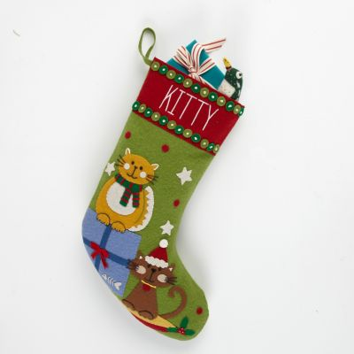Holiday Stockings – Pet Cat