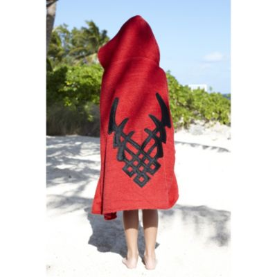Tattoo Hooded Towel