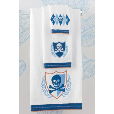 Prep School Appliquéd Towel Set
