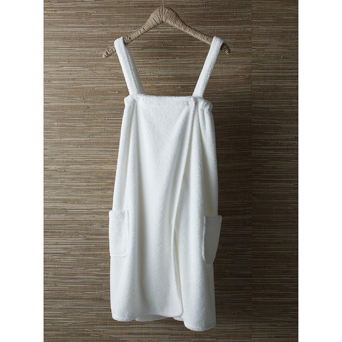 Home shop apparel pajamas robes for Bathroom wraps