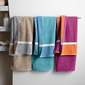 Company Cotton™ Color Block Towels