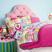Sweet Dreams Percale Comforter Cover