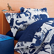 Safari Percale Bedding