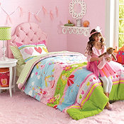 Princess Playtime Bedding