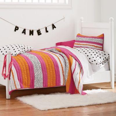 Pinwheel Quilt / Sham