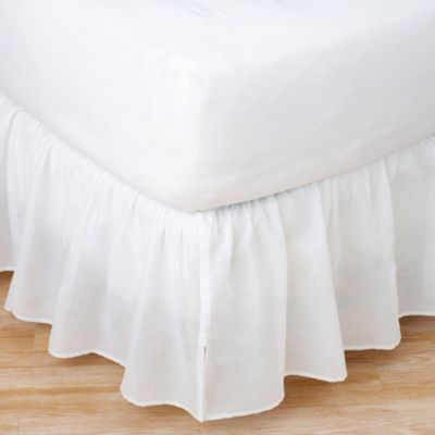 Organdy Bedskirt