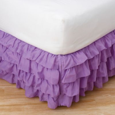 Tiered Bedskirt