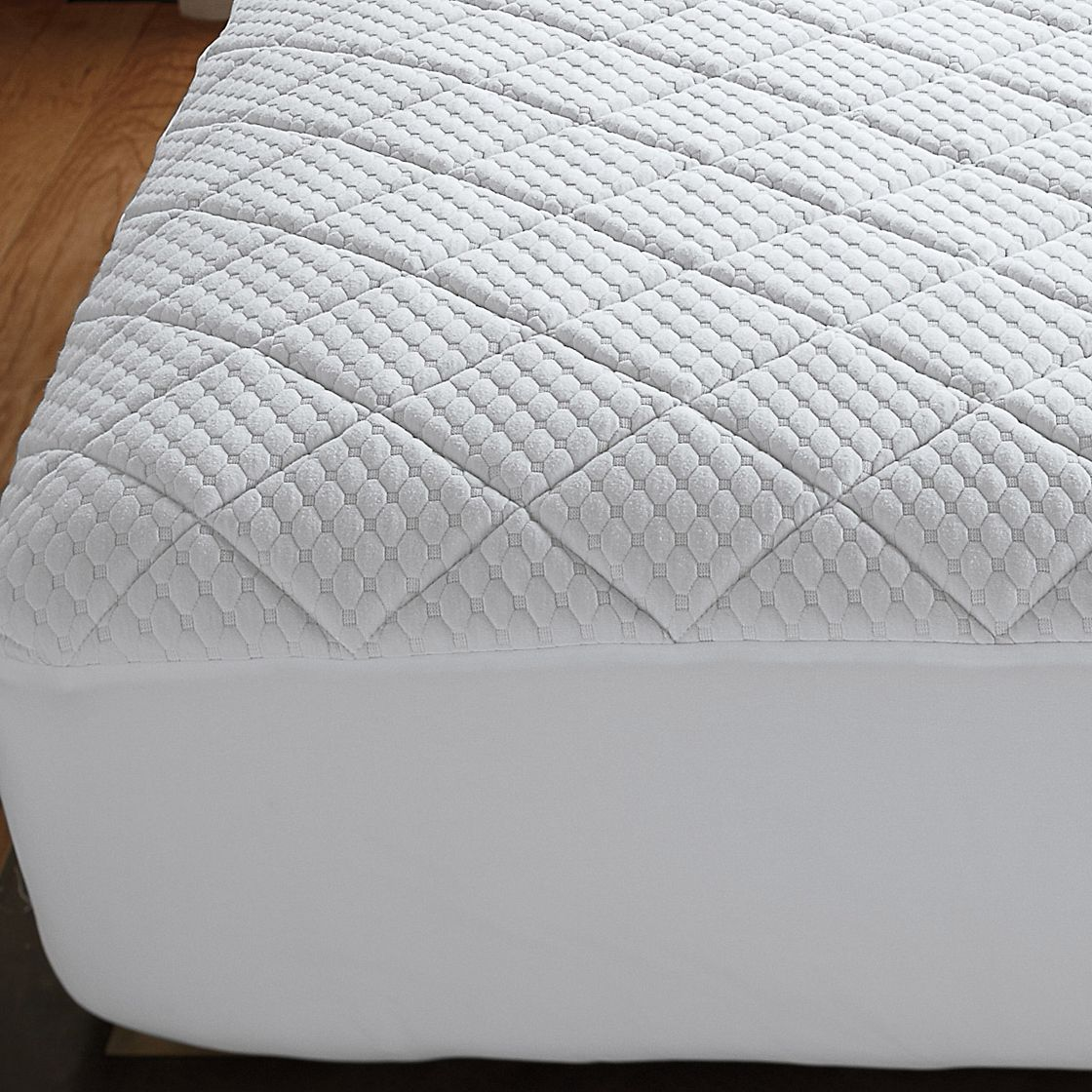 Comfort Cushion Memory Foam Mattress Pad The Company Store