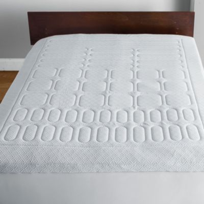 4-Zone Memory Foam Topper