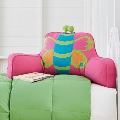 Butterfly Bedrest Cover