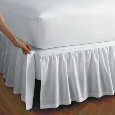 Detachable Gathered Bedskirt - 14