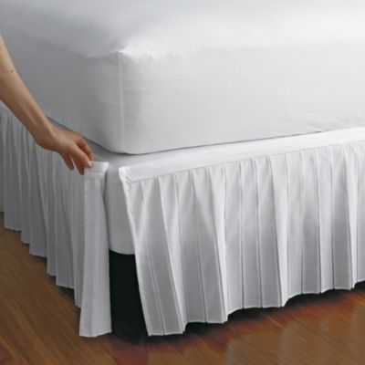 Detachable Wrinkle-Free Bedskirt (14
