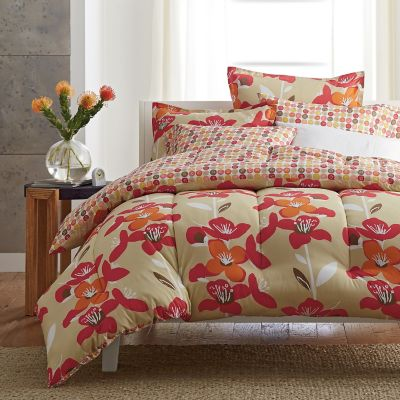 LoftHome By The Company Store® Shelby Bedding – Coral Floral