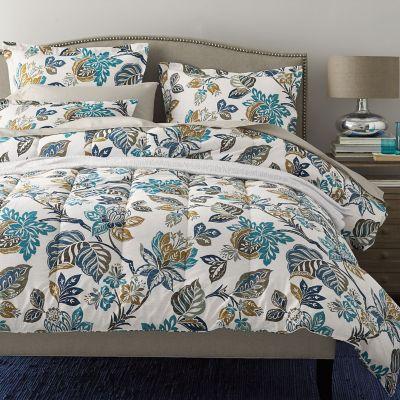 Charleston 300-Thread Count Wrinkle-Free Comforter