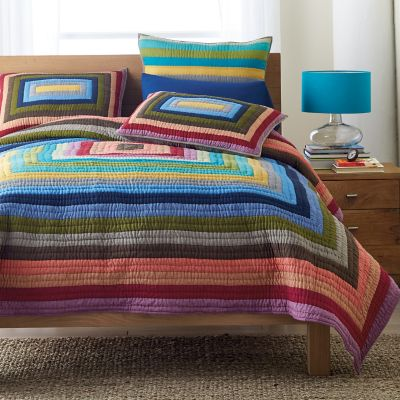 Paintbox Quilt / Sham