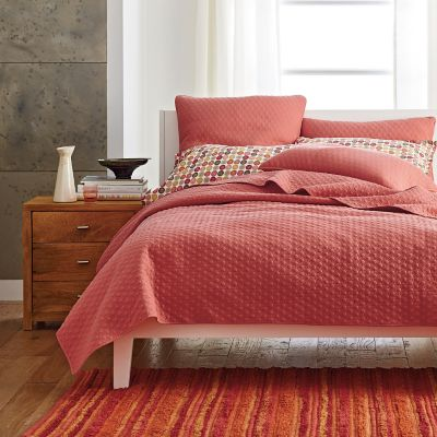 LoftHome by The Company Store®  Pebble Quilt / Sham