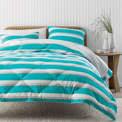 St. Tropez® Schooner Stripe TCS® Down-Free™ Comforter
