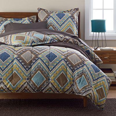 Java 300-Thread Count Wrinkle-Free Comforter