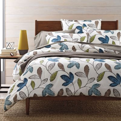 Lofthome By The Company Store® Suffolk Floral Percale Bedding