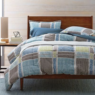 Lofthome By The Company Store® Suffolk Geo Percale Comforter