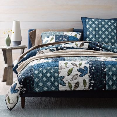 Lofthome By The Company Store® Suffolk Patchwork Quilt / Sham