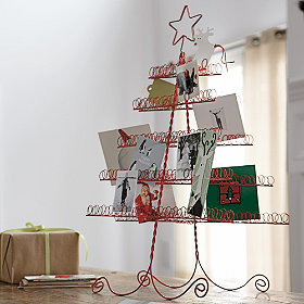Collection Christmas Tree Card Holder Pictures - Home Design Ideas