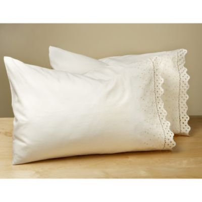 Velvet Lace Flannel Pillowcases
