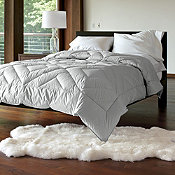 Double Diamond® Supersize Goose Down Comforter / Duvet